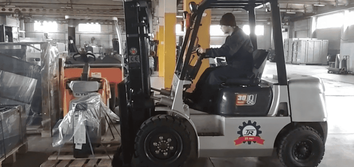Preview Forklift video